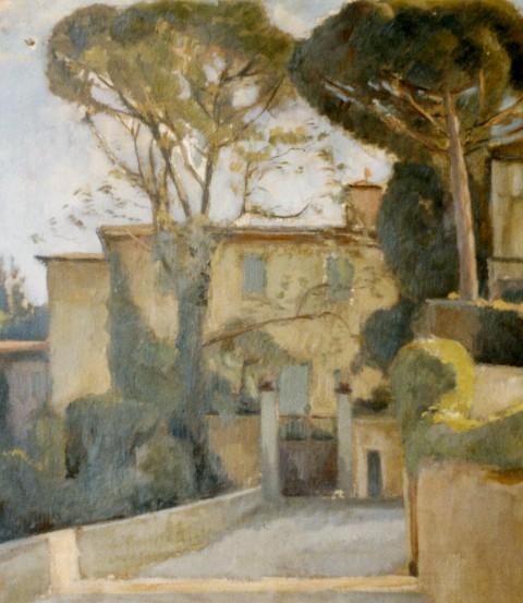 Villa La Limonaia auf Bellosguardo graphic