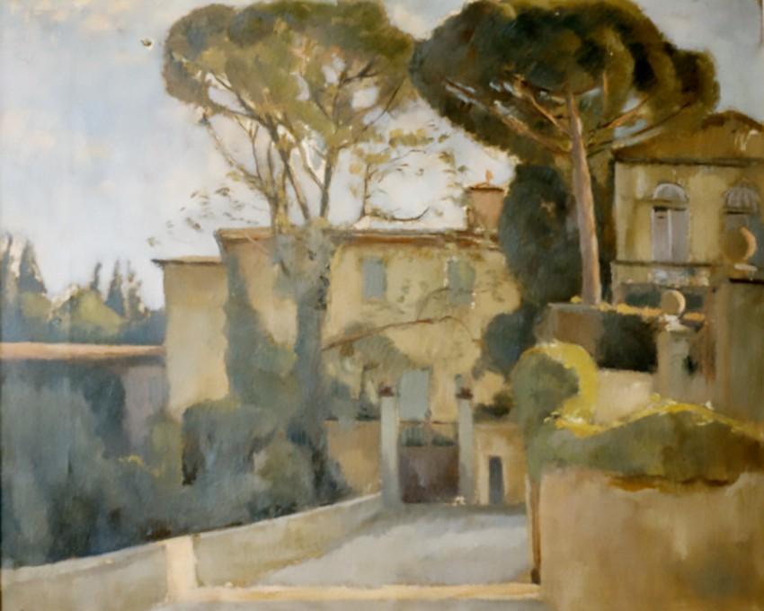 Villa La Limonaia at Bellosguardo graphic